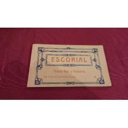 ESCORIAL Palacio Real y Panteones 20 Tarjetas Postales