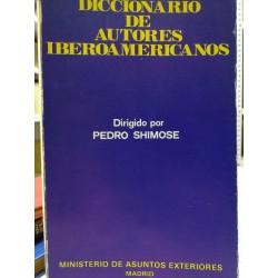 DICCIONARIO DE AUTORES HISPANOAMERICANOS