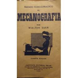 TRATADO TEÓRICO PRÁCTICO DE MECANOGRAFÍA
