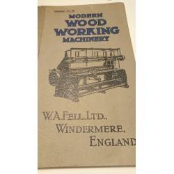 MODERN WOOD WORKING