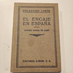 EL ENCAJE EN ESPAÑA
