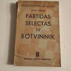 PARTIDAS SELECTAS DE BOTVINNIK