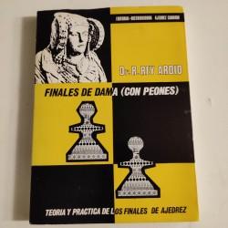FINALES DE DAMA CON PEONES Teoría y Práctica de los Finales de Ajedrez
