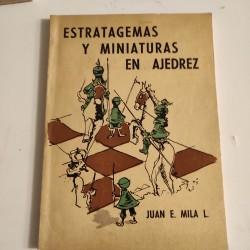 ESTRATAGEMAS Y MINIATURAS EN AJEDREZ
