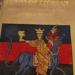 EL BEATO DE LIÉBANA La ilustración de los Manuscritos de Beato y el Códice de Manchester