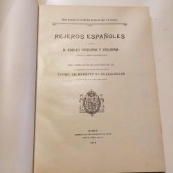 REJEROS ESPAÑOLES