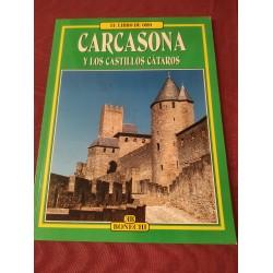 CARCASONA y Los Castillos de los Cátaros