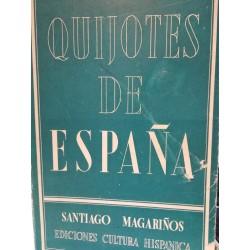 QUIJOTES DE ESPAÑA